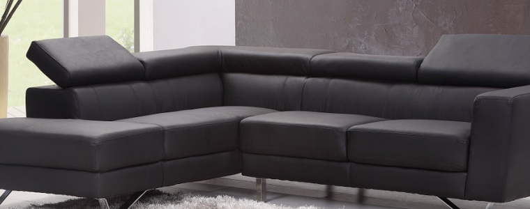 Eye Catching Pure Leather Sofa